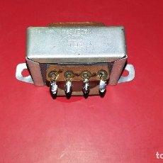 Radios antiguas: TRANSFORMADOR DE SALIDA PARA VALVULA PCL82.. Lote 191637962