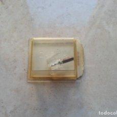 Radios antiguas: AGUJA MARCA ZAFIRA PARA TOCADISCOS. RECAMBIO PARA EMPIRE E / III REFERENCIA: 5590. Lote 192910633