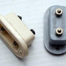 Radios antiguas: COMPONENTES ELECTRÓNICOS ANTIGUOS. . Lote 194215646