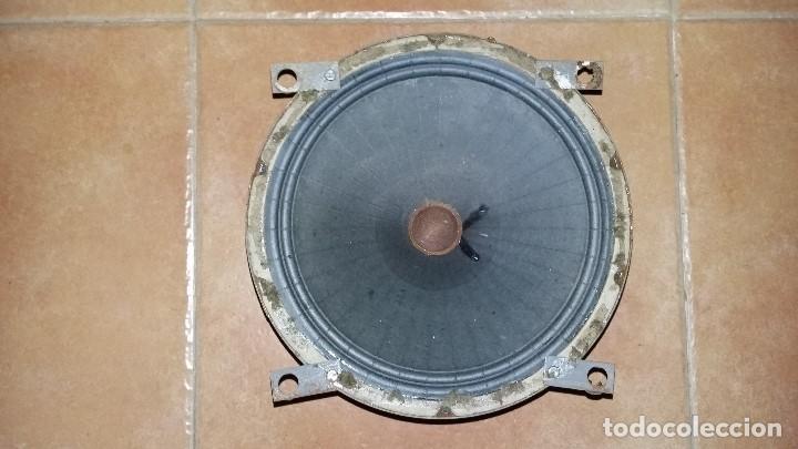 ALTAVOZ PARA RADIO A VALVULAS. (Radios, Gramófonos, Grabadoras y Otros - Repuestos y Lámparas a Válvulas)