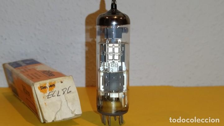 1 X ECL86-SIEMENS-NOS/NIB-TUBE. (Radios, Gramófonos, Grabadoras y Otros - Repuestos y Lámparas a Válvulas)