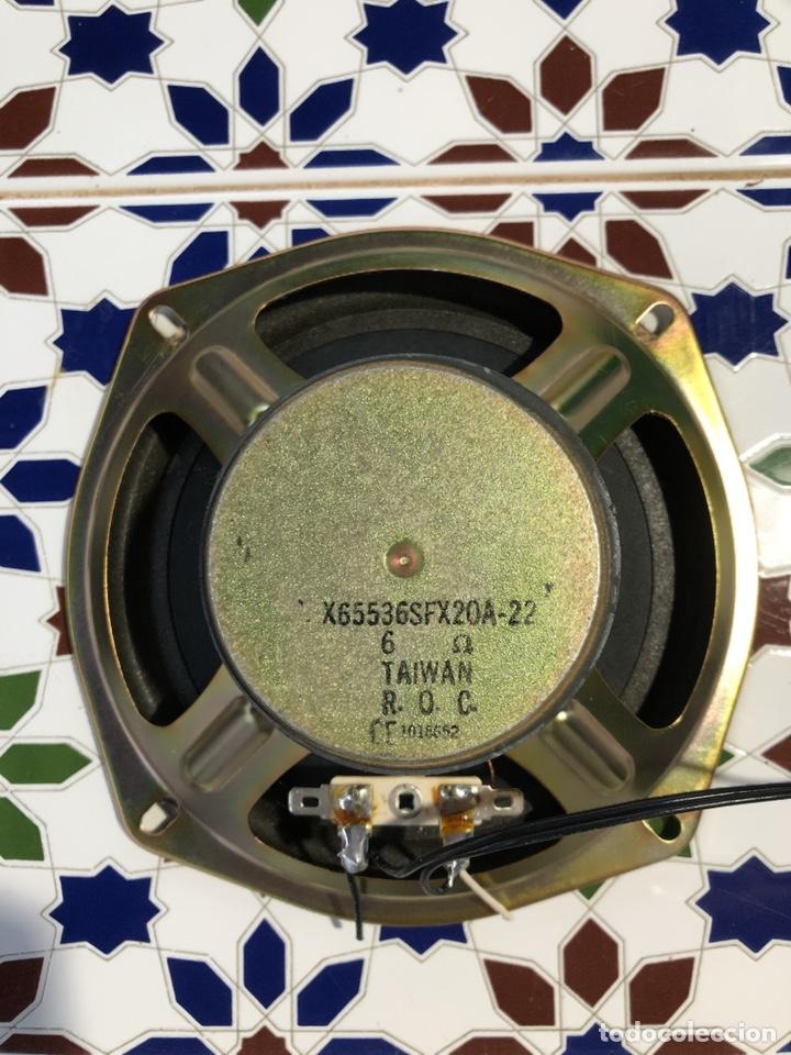 Radios antiguas: Altavoz AIWA modelo SX-M550. - Foto 4 - 194258073