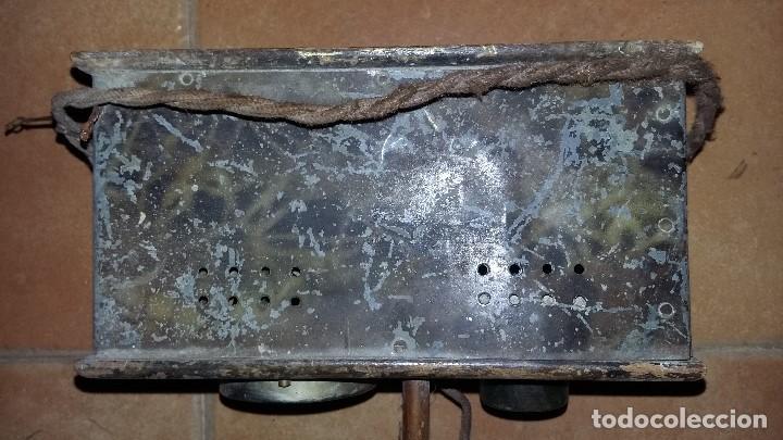 Radios antiguas: Transformador para radios a valvulas. - Foto 2 - 194529715