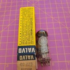 Radios antiguas: UNA VÁLVULA EBF80 - VALVO - NUEVA. Lote 195094341
