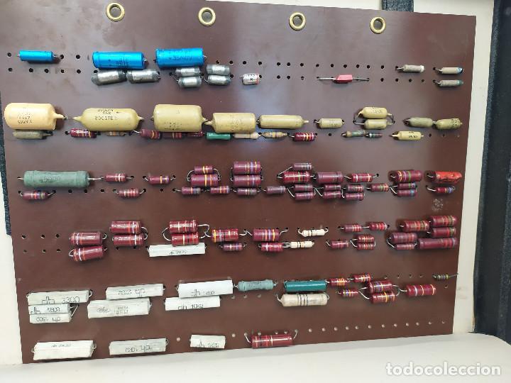Radios antiguas: Maletin repuestos y accesorios de radio y tv antiguos - Foto 2 - 195302605