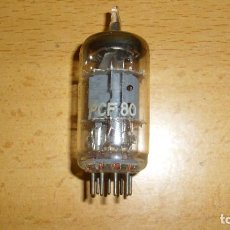 Radios antiguas: ANTIGUA VÁLVULA PCF80. Lote 196088773
