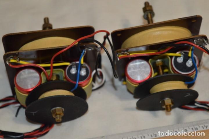 Radios antiguas: VINTAGE / ANTIGUO - Pareja de filtros de 2 vías, de antiguos bafles - ¡Mira fotos y detalles! - Foto 4 - 197869056