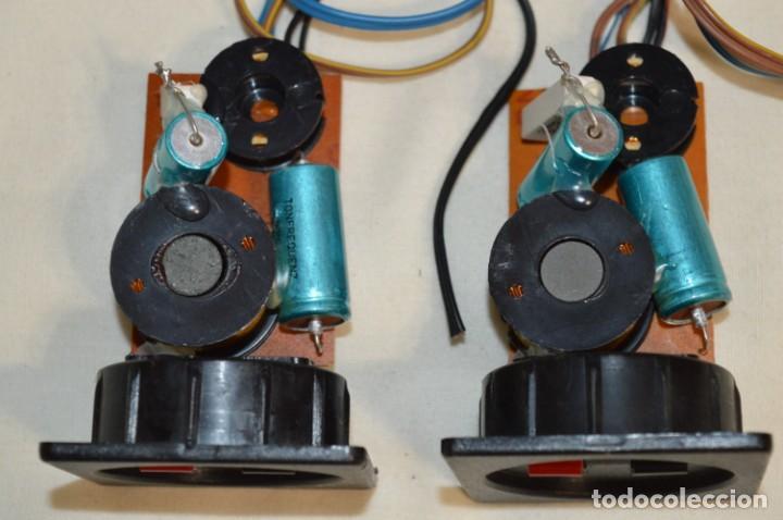 Radios antiguas: VINTAGE / ANTIGUO - Pareja de filtros, de 2 vías por canal -- ¡Mira fotos/detalles! - Foto 2 - 197870907