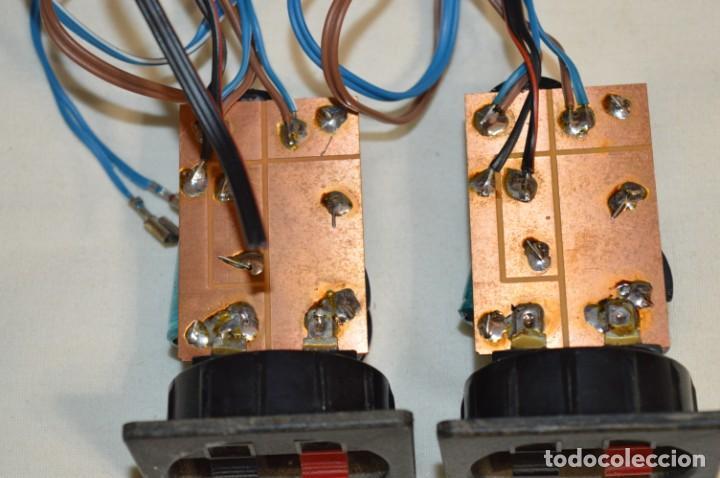 Radios antiguas: VINTAGE / ANTIGUO - Pareja de filtros, de 2 vías por canal -- ¡Mira fotos/detalles! - Foto 4 - 197870907