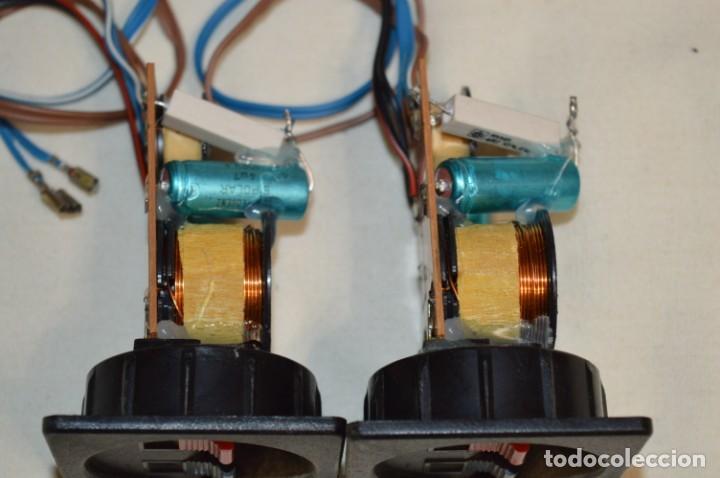 Radios antiguas: VINTAGE / ANTIGUO - Pareja de filtros, de 2 vías por canal -- ¡Mira fotos/detalles! - Foto 5 - 197870907