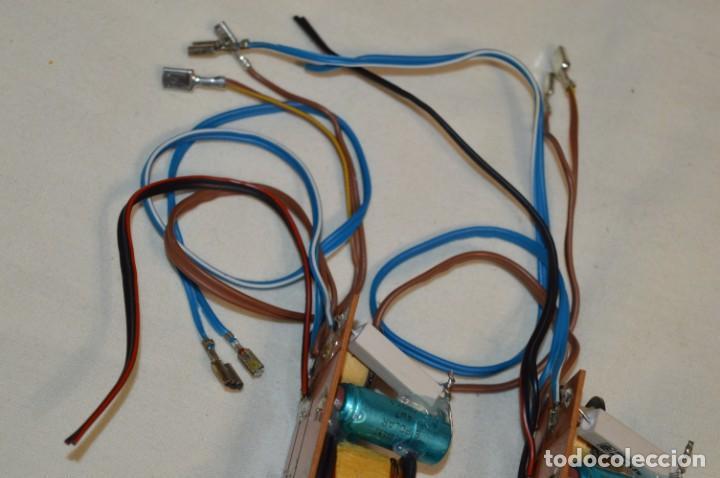 Radios antiguas: VINTAGE / ANTIGUO - Pareja de filtros, de 2 vías por canal -- ¡Mira fotos/detalles! - Foto 7 - 197870907
