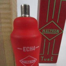 Radios antiguas: RADIO TUBE - VÁLVULA HALTRON ECH4. Lote 200276098