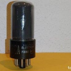 Radio antiche: VALVULA 6V6GT-6V6G-6V6-RCA-USADA Y PROBADA.LOTE 1. Lote 200858222