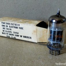 Radios antiguas: VALVULA 5814A RCA. Lote 202748453