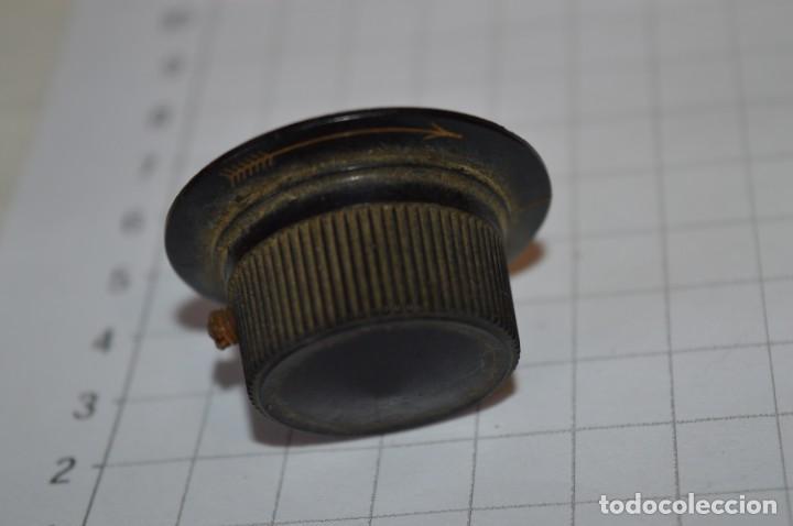 Radios antiguas: Lote BOTONES / BOTONERAS - Para RADIOS y EQUIPOS ANTIGUOS - Repuestos variados - ¡Mira! / Lote 12 - Foto 7 - 204397032