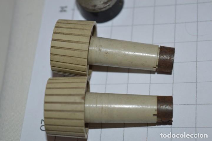 Radios antiguas: Lote BOTONES / BOTONERAS - Para RADIOS y EQUIPOS ANTIGUOS - Repuestos variados - ¡Mira! / Lote 17 - Foto 7 - 204410853