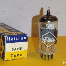 Radios antiguas: 1 X 5AN8-HALTRON-NOS/NIB-TUBE.. Lote 205341735