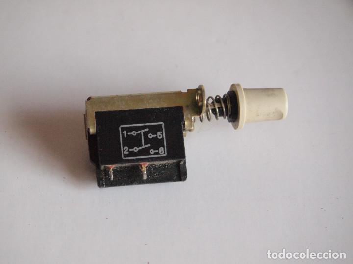 Radios antiguas: INTERRUPTOR DOBLE - Foto 2 - 205590940