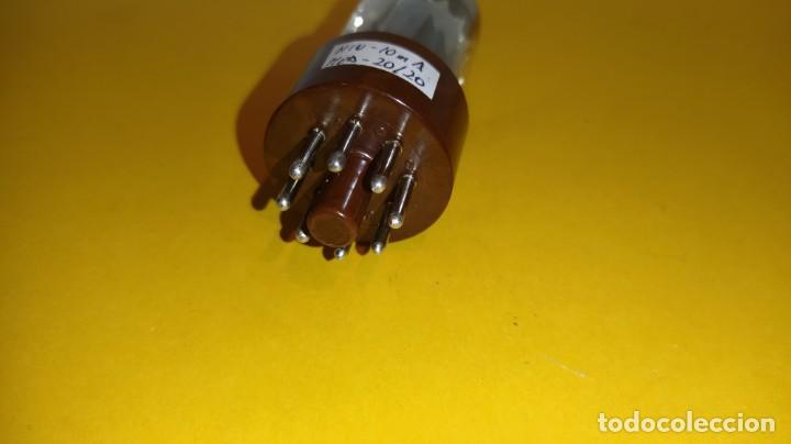 Radios antiguas: 1 X 6SN7GTB-TUNG SOL-NUEVA-TUBE. - Foto 3 - 205856440