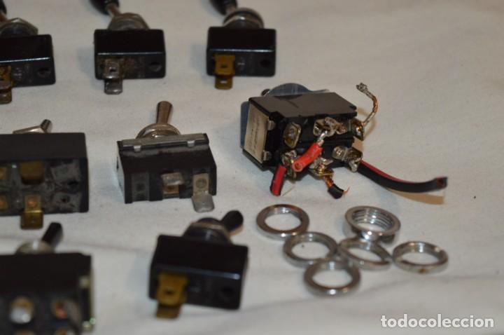Radios antiguas: Lote CONMUTADORES / INTERRUPTORES - Para RADIOS y EQUIPOS ANTIGUOS - ¡Mira! / Lote 33 - Foto 13 - 206325893