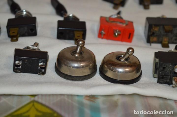 Radios antiguas: Lote CONMUTADORES / INTERRUPTORES - Para RADIOS y EQUIPOS ANTIGUOS - ¡Mira! / Lote 33 - Foto 15 - 206325893