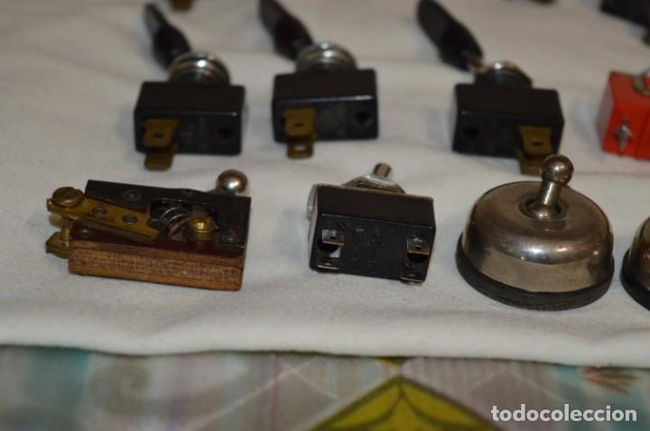 Radios antiguas: Lote CONMUTADORES / INTERRUPTORES - Para RADIOS y EQUIPOS ANTIGUOS - ¡Mira! / Lote 33 - Foto 16 - 206325893