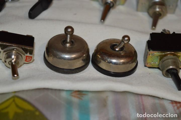 Radios antiguas: Lote CONMUTADORES / INTERRUPTORES - Para RADIOS y EQUIPOS ANTIGUOS - ¡Mira! / Lote 33 - Foto 22 - 206325893