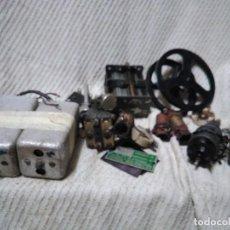 Radios antiguas: LOTE DE MATERIAL DE RADIO ANTIGUAS. Lote 207140423