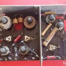 Radios antiguas: BOBINAS RADIO. PARA RADIOS A VALVULAS.. Lote 207167997