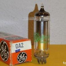 Radios antiguas: 1 X 0A2-GENERAL ELECTRIC-NUEVA-NOS/NIB-TUBE.. Lote 221452570