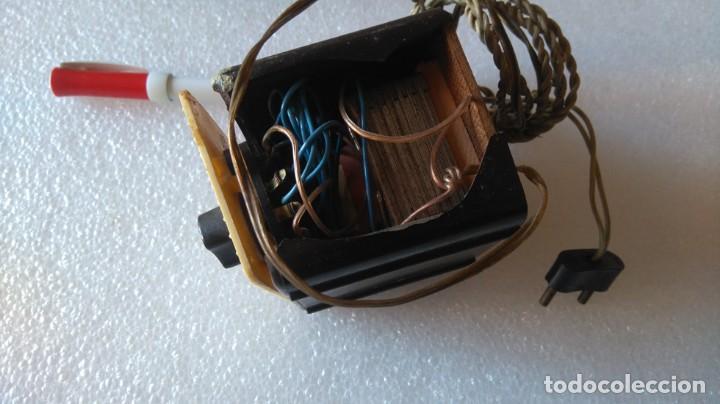Radios antiguas: Transformador reductores voltimetro DEFECTUOSOS radio antigua - Foto 6 - 266300873