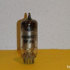 Radios antiguas: VALVULA UF89-MINIWATT-USADA Y PROBADA.. Lote 233130000