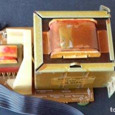Radios antiguas: GRAN TRANSFORMADOR ALIMENTACION. Lote 210678686