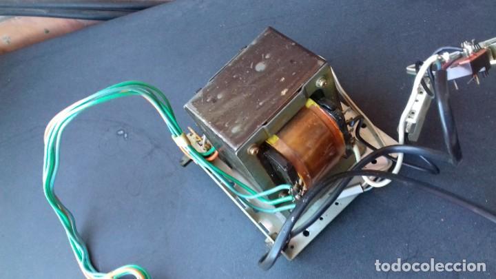 Radios antiguas: Gran transformador alimentacion - Foto 2 - 210679890