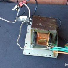 Radios antiguas: GRAN TRANSFORMADOR ALIMENTACION. Lote 210679890