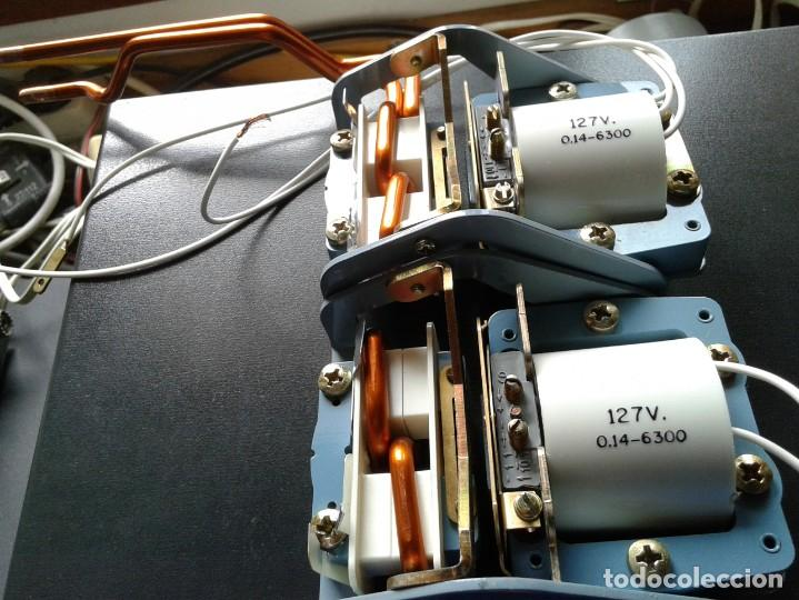 CURIOSAS BOBINAS CON ARMADO (Radios, Gramófonos, Grabadoras y Otros - Repuestos y Lámparas a Válvulas)