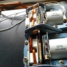 Radios antiguas: CURIOSAS BOBINAS CON ARMADO. Lote 210731734