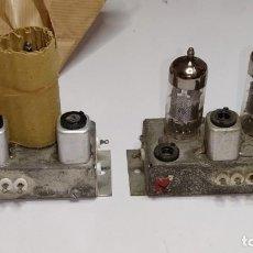 Radios antiguas: DOS MODULOS MICAFIX DE FI CON SUS VALVULAS.. Lote 211475666