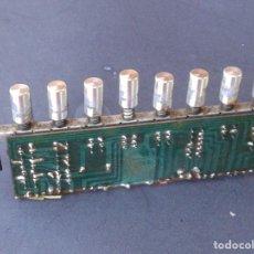 Radios antiguas: BOTONERA. Lote 212214597