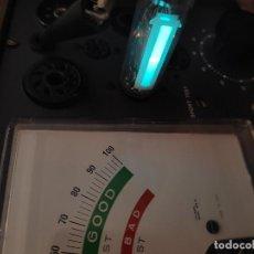 Radio antiche: 1 UNIDAD VÁLVULA OJO MÁGICO EM84 - VALVO - NOS - PROBADA. Lote 212583136