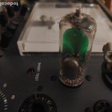 Radio antiche: 1 UNIDAD VÁLVULA OJO MÁGICO EM80 - VALVO - PROBADA. Lote 212583275