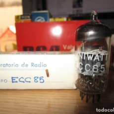 Radios antiguas: VALVULA ECC85 NUEVA. Lote 228063560