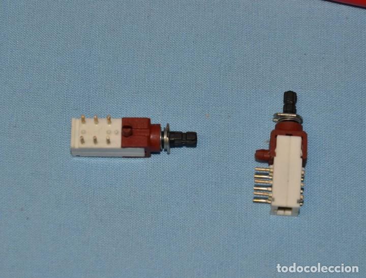 Radios antiguas: 2 PULSADORES - Foto 2 - 214516262