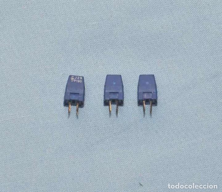 TERMISTOR J29 P190 - 3 UNIDADES NUEVOS NOS (Radios, Gramófonos, Grabadoras y Otros - Repuestos y Lámparas a Válvulas)