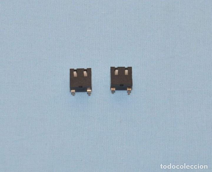 2 PULSADORES - MICRORRUPTORES 6600KW3004G - MICRO SWITCH LG (Radios, Gramófonos, Grabadoras y Otros - Repuestos y Lámparas a Válvulas)