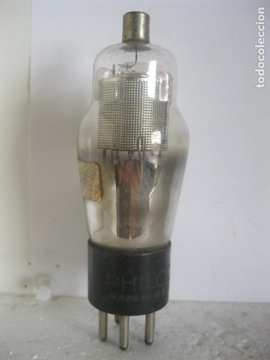 VALVULA PHILCO ---- USADA NO TESTADA (Radios, Gramófonos, Grabadoras y Otros - Repuestos y Lámparas a Válvulas)
