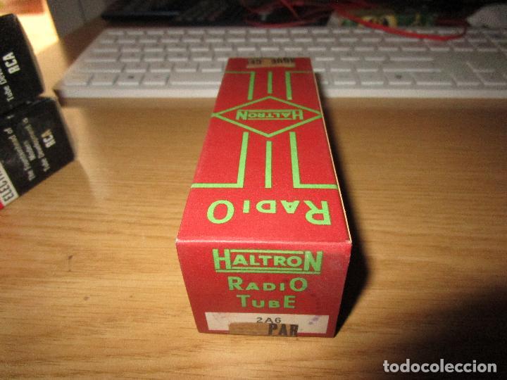 VALVULA 2A6 NUEVA (Radios, Gramófonos, Grabadoras y Otros - Repuestos y Lámparas a Válvulas)