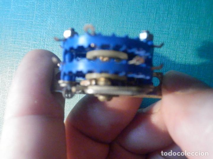 Radios antiguas: Conmutador deslizante de palanca 4 posiciones - 3100-0650 HP - NUEVO - - Foto 4 - 217698358
