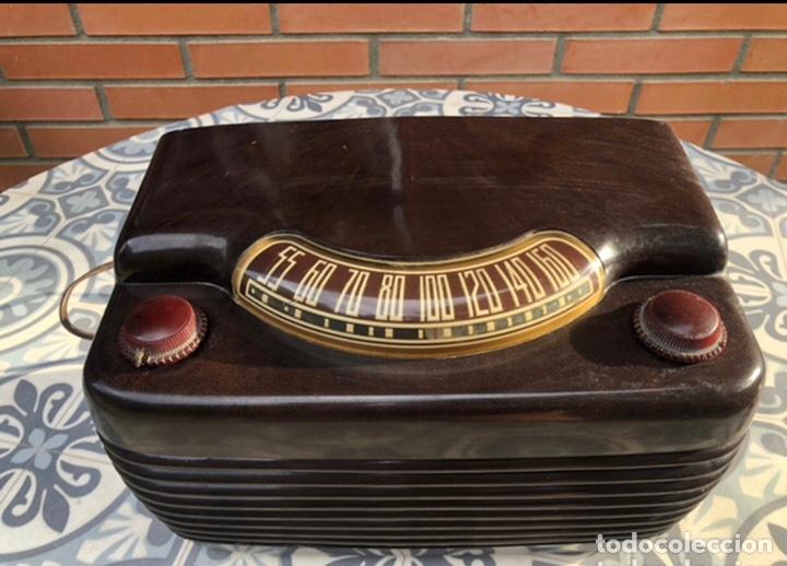 Radios antiguas: Radio antigua philco 48-460. Más poniendo USMO . - Foto 2 - 218311813