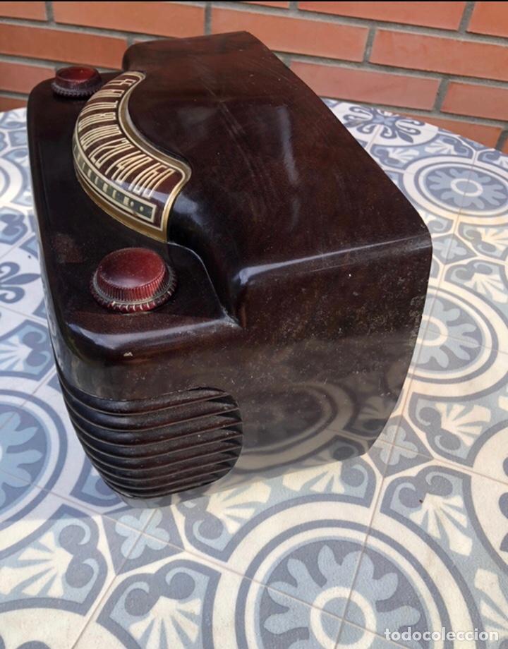 Radios antiguas: Radio antigua philco 48-460. Más poniendo USMO . - Foto 3 - 218311813